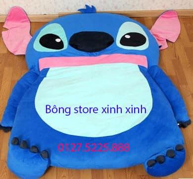 Nệm thú bông hình Stitch