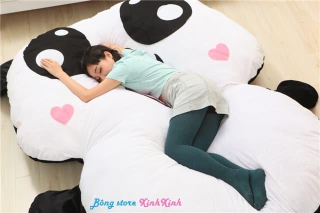 Nệm thú bông hình gấu Panda