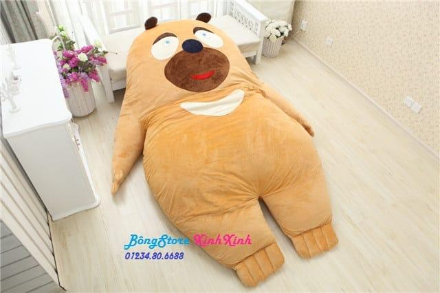 Nệm thú bông hình gấu Bear cao cấp giá rẻ