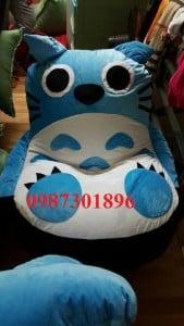ghế lười thú bông hình thú Totoro-1