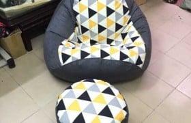 ghế xốp quả lê size L
