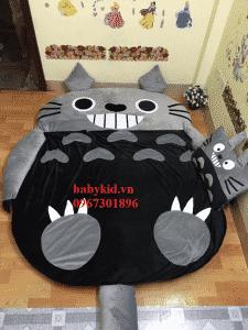 Nệm hình thú Totoro ruột cao su -2