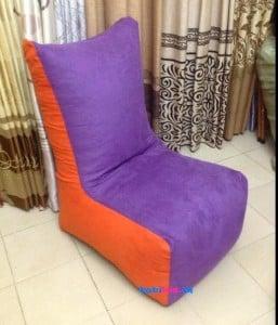 ghế lười hạt xốp hình sofa size S