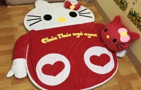 Nệm thú bông Hello Kitty size S