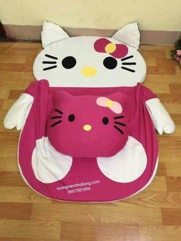 Nệm thú bông Hello Kitty (2)